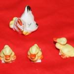 Курица и утята