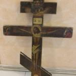 крест напрестольный выносной