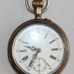 часы карманные серебро швейцария