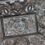 шкатулка гилев касли 1946