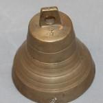 антикварный колокольчик клюйков