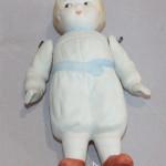 старинная фарфоровая кукла