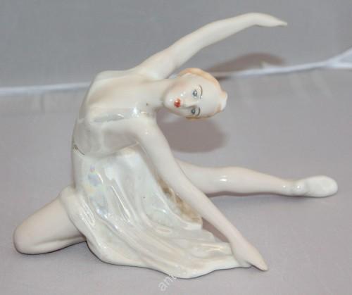 балерина лзфи фарфор