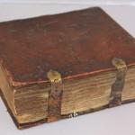 книга церковная на старославянском псалтырь