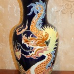 ваза китай