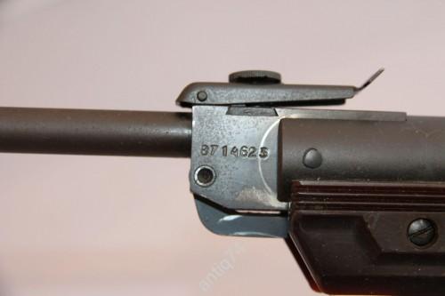 Пистолет воздушный. ИЖ 40. СССР