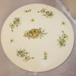 тарелка (подставка) для торта