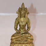 Будда Амитаюс. Тибет. 17 век