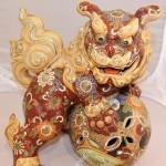 Собака Фу (Fu Dog), Небесный лев Будды, собако-лев