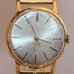 Позолоченные юбилейные часы Восток. 1917-1967 с Авророй