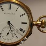 золотые часы Мозер