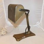 Настольная лампа 20-30-е годы. Металл