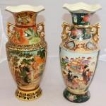 большие интерьерные вазы. Япония, Китай. Фарфор