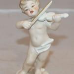 Путти, играющий на скрипке. Германия