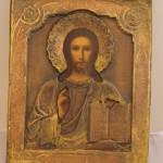 Большая икона Спас. Мастерская Абросимова