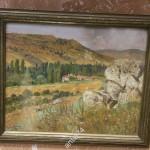 Пишо Сергей Иванович (1892 - после 1930) Крымский пейзаж