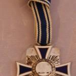 Материнский крест с родной лентой. 3-й рейх.