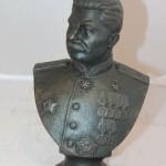 Бюст Сталина с наградами. Повтор! Касли 46 год