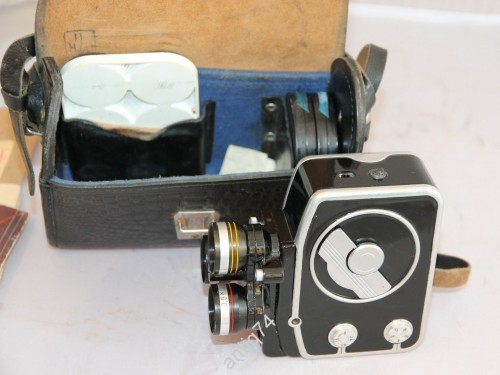 Кинокамера Экран -3. Полный комплект, кофр