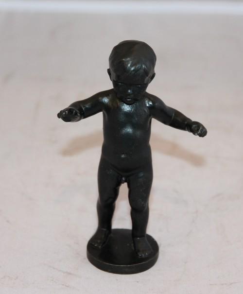 Мальчик Первые шаги. Малыш, ребенок. Касли, 1963 год