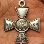Георгиевский крест 890455, 417 Луганский пех.полк. Интересное определение. Шакиров Нургалей.