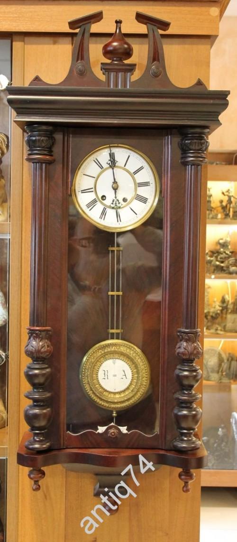 Очень большие настенные часы. 106 см! На ходу