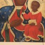 Икона Богоматерь Ченстоховская. Золото