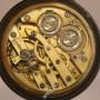 Карманные часы Мозер в стальном корпусе, с золотом.