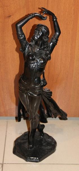 Большая балерина. Плисецкая. Касли, 1984г.