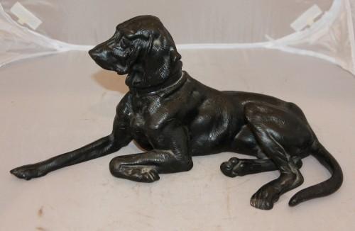 Большой поинтер, сеттер, собака. Куса, 196
