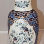 Большая ваза с птицами. Япония