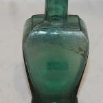 Бутылка, сосуд, зеленое стекло