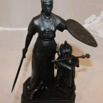 статуя России. Малая. Касли