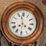 Часы настенные. Густав Беккер