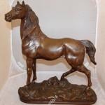 Огромный Конь. Скульптура. Зап. Европа. Начало ХХ века. Клеймо