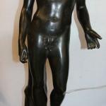 Античный юноша. 60 см. Клеймо мастера