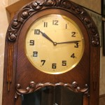 Часы напольные Германия. 30-40-е годы.