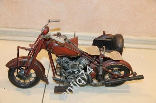 Модель мотоцикла. Европа