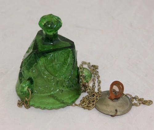Лампада. Цветное стекло, до 1917г