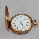 Часы карманные американские Waltham на ходу