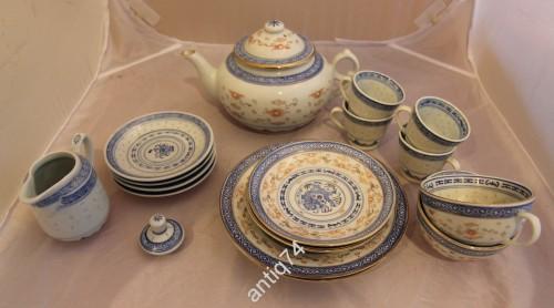 Чайный сервиз Китай. (15059)