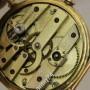 Ранние наручные часы с ключом. Золото