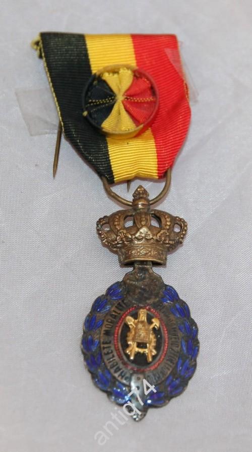 Орден за трудовую доблесть, 1-я степень. Бельгия.