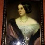 Шкатулка с портретом правнучки Кутузова