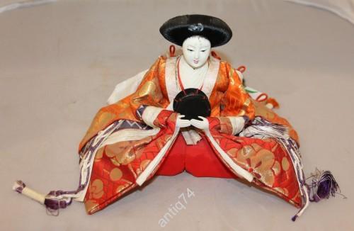 Кукла японка, гейша, китаянка