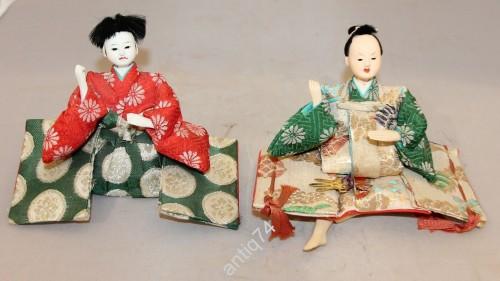 Две Куклы японка, гейша, китаянка