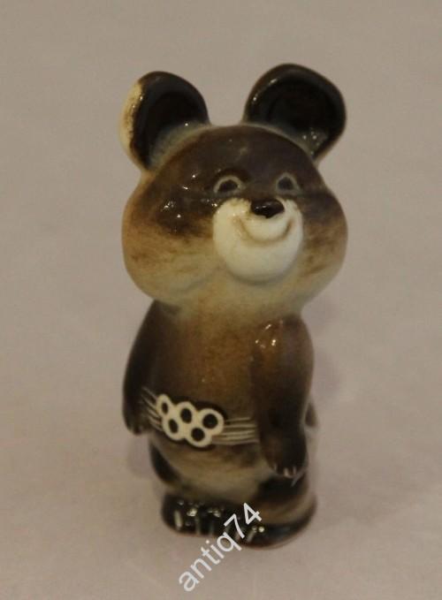 Редкий олимпийский мишка. ЛФЗ