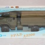 Урал 43206 в коробке