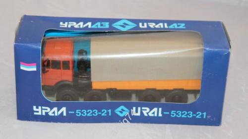 Урал 5323-21 в коробке