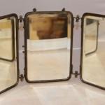 Складное, походное зеркало